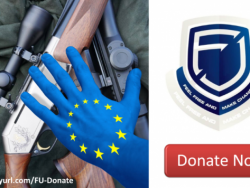Firearms United Spendenaufruf