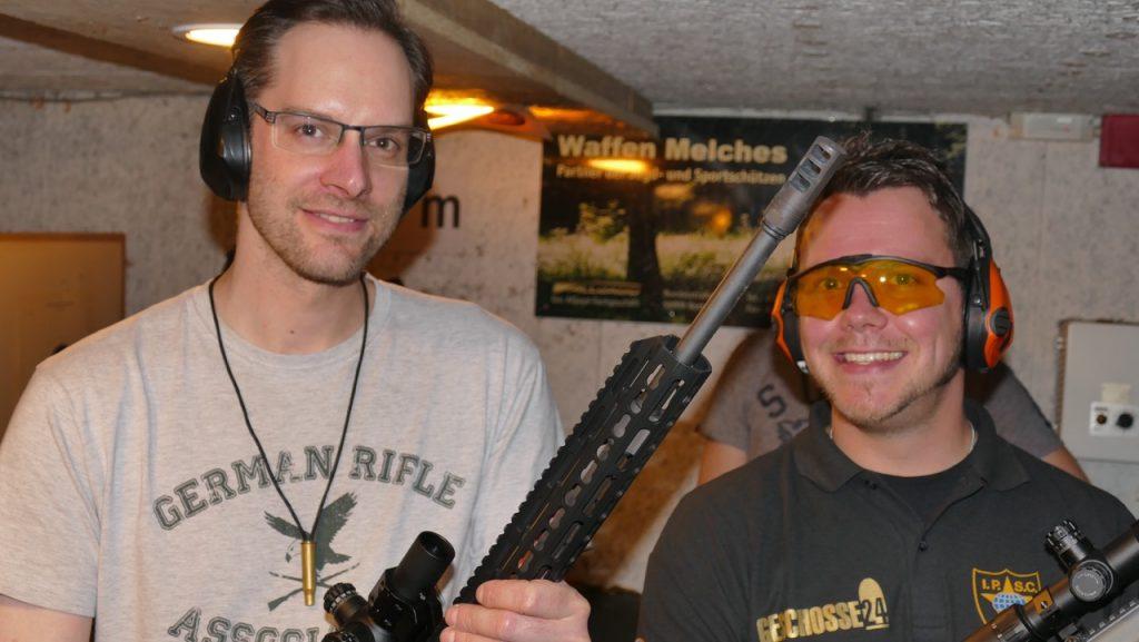 Marc und Christoph