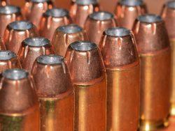 Munition Pistole