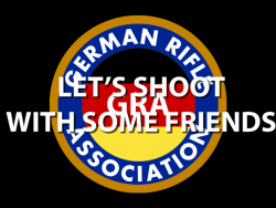 LET'S SHOOT WITH SOME FRIENDS