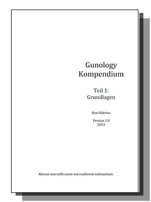 Gunology Teil 1